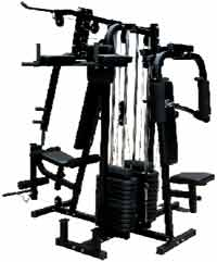 Gym Equipments In India, Home Gym Suppliers, home gym Exercise machine